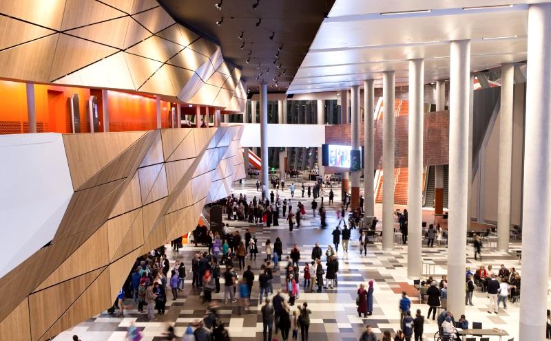 MCEC Main Foyer