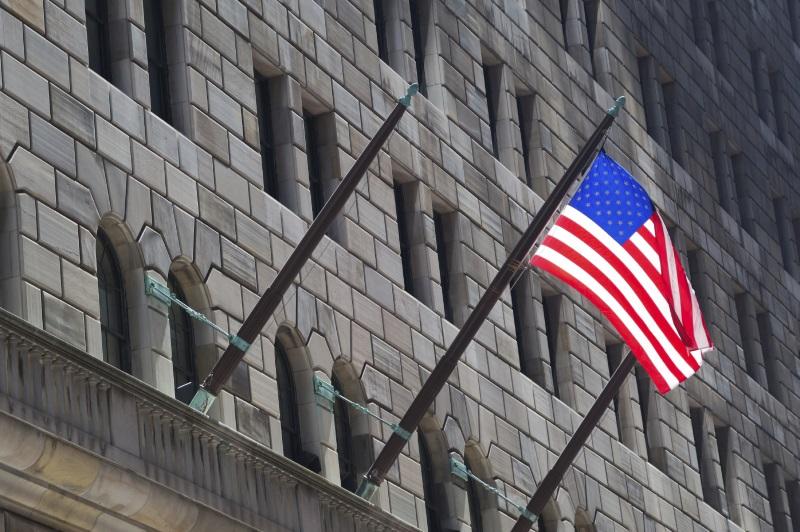 US flag fed reserve