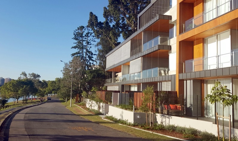 WA Stockwell developed West End
