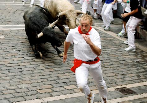 bullrunning
