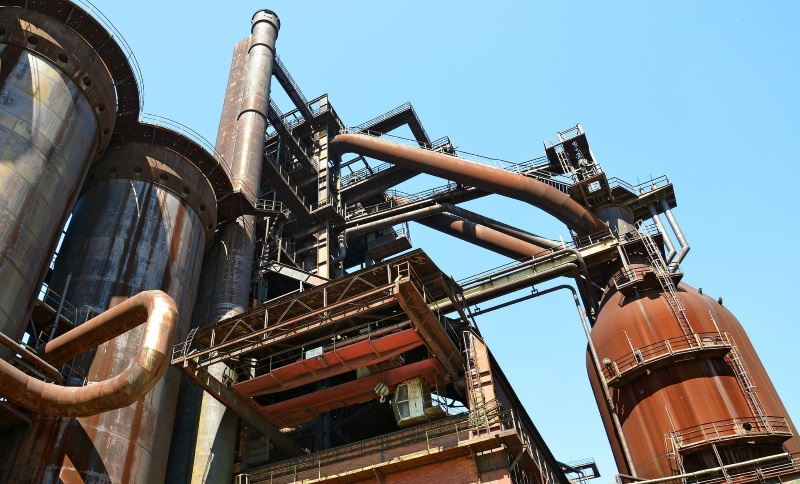 Iron Industry Site