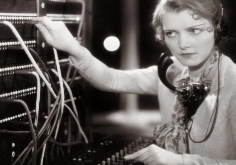 telephoneoperator