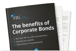 Get a copy of The Benefits of Corporate Bonds eBook