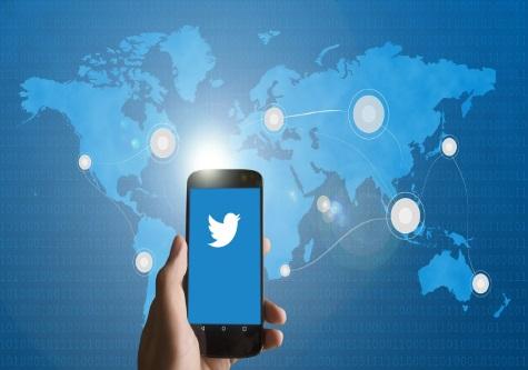 Social media image of Twitter user